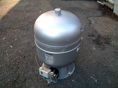 エバラ 圧力タンク 40L
