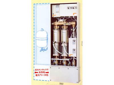 山製作所 給水ポンプユニット