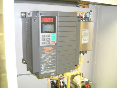 給水ポンプ エバラ フレッシャー310 インバータ 富士電機