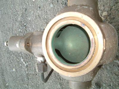 エバラ BVS-40 流入側