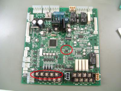 エバラ フレッシャー1300 基板 KB500