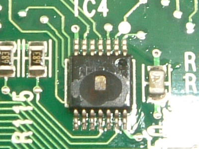 エバラ フレッシャー1300 基板 KP500 IC損傷