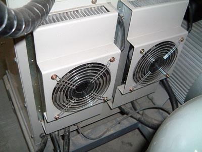テラル SX-VFC 制御盤冷却ファン