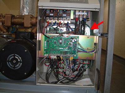 テラル SX-VFC 制御盤