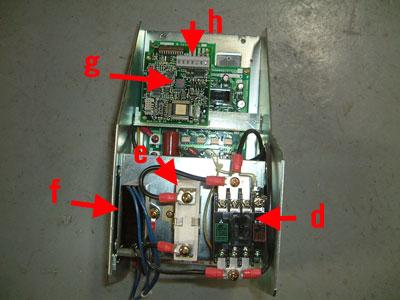 テラル SX-VFC 給水ポンプユニット インバータ 三菱:FR-T629-7.5K-31 200V 7.5kw