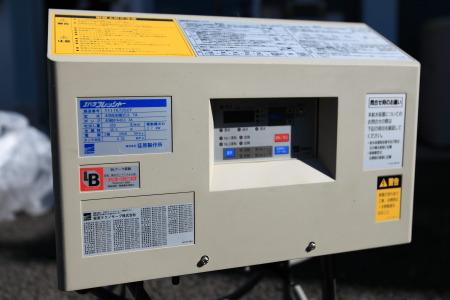 荏原製作所 エバラフレッシャー1000 制御盤 2011年製