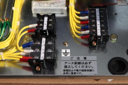 電源端子台