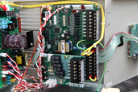 EBARA CPU&液面基板とI/O基板