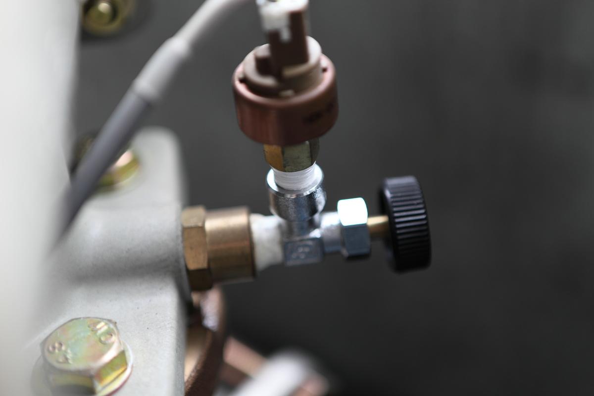 テラルNX-65PCL401-51.1 ポンプ吐出し側 圧力発信機