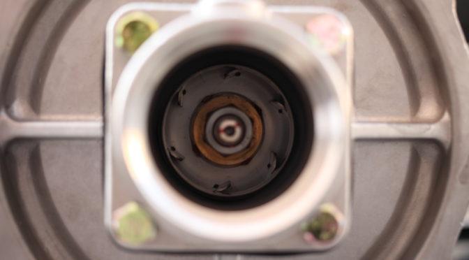テラル NX-VFC502-3.7D給水ポンプユニット
