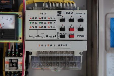 ポンプコントローラ PCA200
