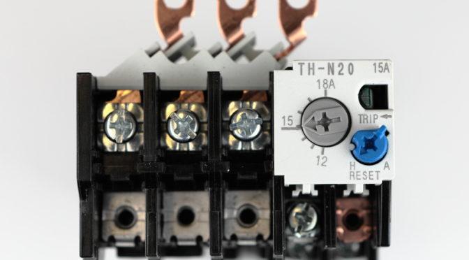 サーマルスイッチの仕組み 三菱電機 TH-N20 編