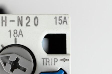 TH-N20 サーマルトリップ表示