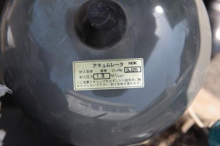 圧力タンク