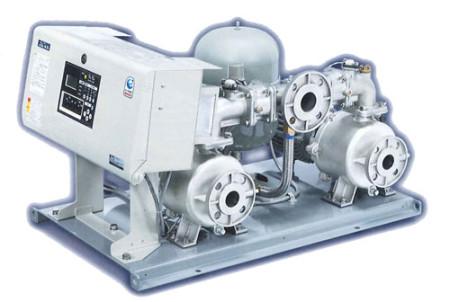 川本製作所KFE型インバータ自動給水ユニット