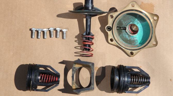 減圧式 逆流防止器 WATTSワッツ 009M2 RP