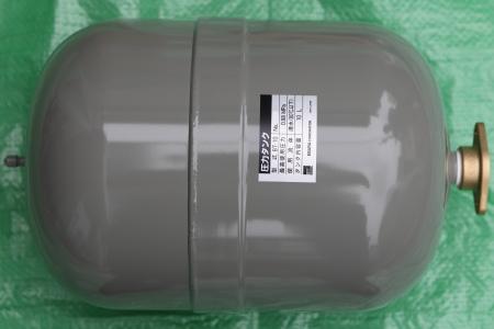 荏原製作所 圧力タンク BT-10