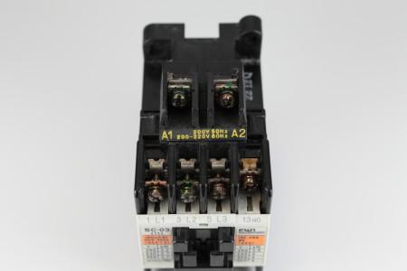 SC-03 a1 a2 端子