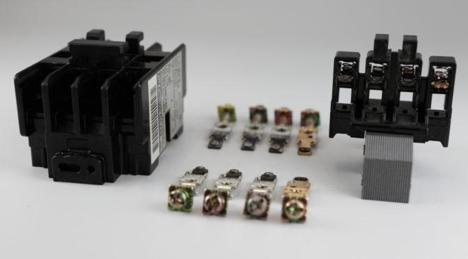 マグネットスイッチの仕組み 富士電機 SW-03 SC-03編