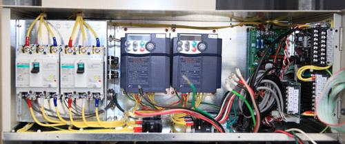 フレッシャー3100 BN-MD制御盤