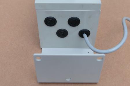 川本製作所 ECF5-B 標準制御盤 底面