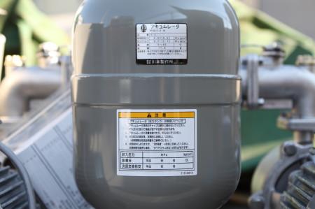 川本製作所 PTD3-1 圧力タンク