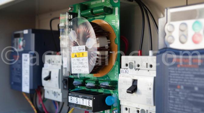 川本製作所 KFE40A2.2 VC92 盤背面仕様 その2