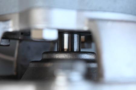 富士電機 PMモータ GNA222PC1-N2M 軸