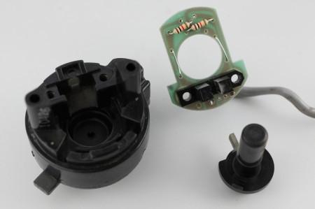 川本製作所 圧力センサー PSR-2.8K-4.9K分解