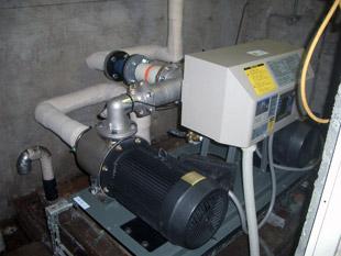 荏原 65BDRMD55.5 高置水槽仕様