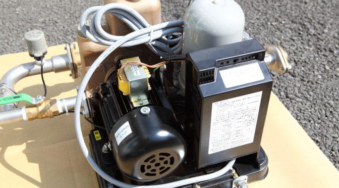 荏原製作所 20HPFD0.25S 補助加圧ポンプ