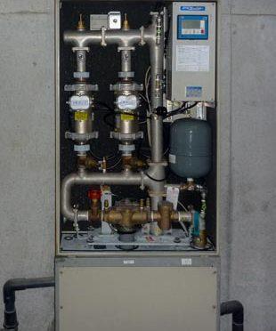 荏原製作所 40PNACH2.2A 増圧給水ポンプ 交換工事