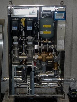 荏原製作所 40PNAEM2.2A 増圧給水ポンプ
