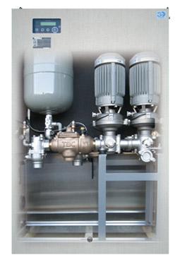 テラル MC5 増圧給水ポンプ
