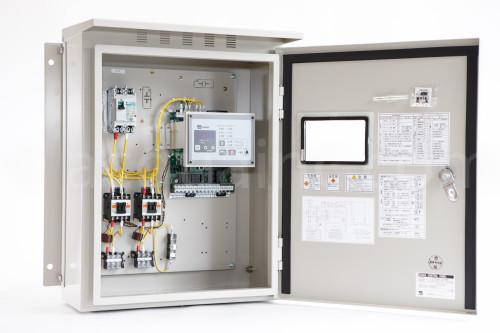 EPC2B0.25DSWL制御盤内