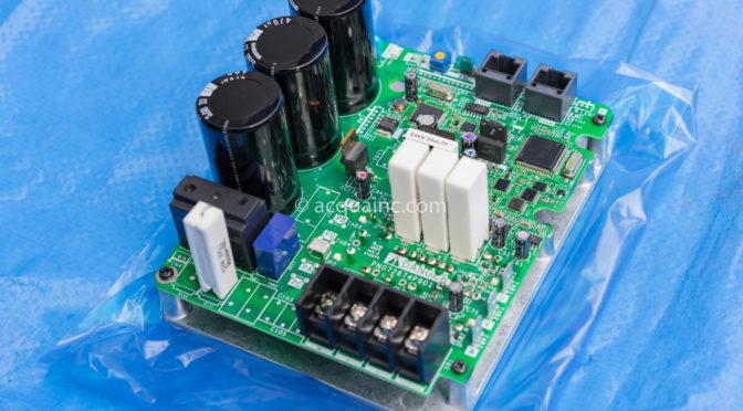 荏原 40PNAME2.2 増圧給水ポンプ インバータ交換