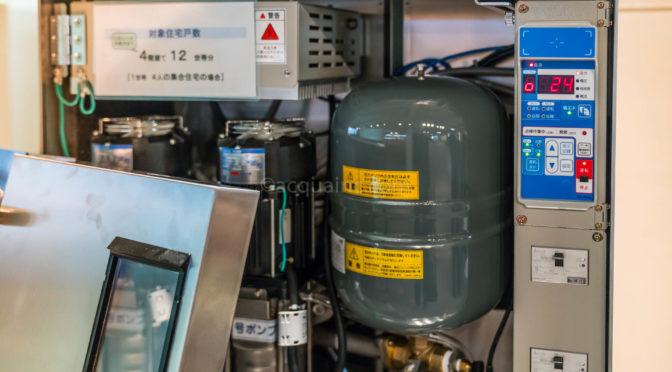 荏原製作所 増圧給水ポンプ PNAGM型