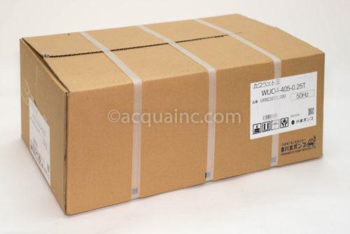 カワペットWUO4-405-0.25T 梱包状態