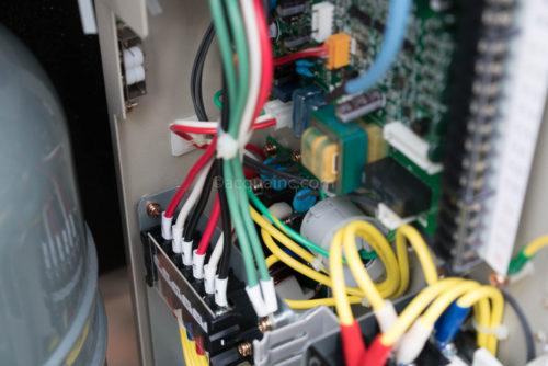 40PNAGM2.2 パネルのロック部