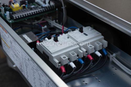 漏電遮断器 三菱 NV50-KC 30A 30mA テラル MC5-4040-2.2D