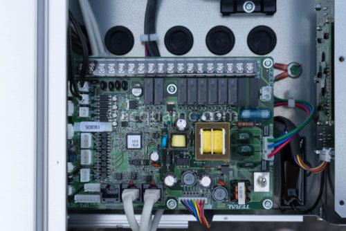 テラル DPA-067 コントロール基板 MC5-4040-2.2D