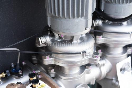 テラル MC5-402-2.2 ポンプ