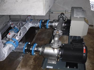 荏原製作所 65BDRME55.5 F58 高置水槽仕様